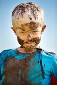 child muddy in hendersonville, tn