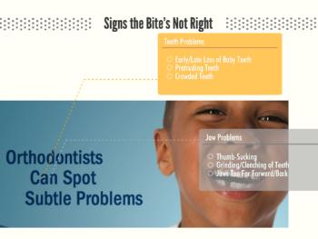 Orthodontic Age 7 Infographic